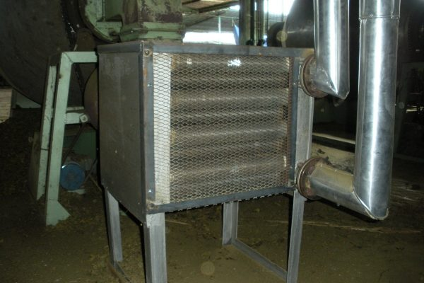Heat Exchanger System in Tea Leaf Drying Plant(2)