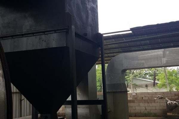 Steam Boiler Multicyclone Dust Collector