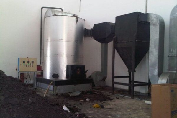 Thermal Oil Heater in Wire Phosphating Plant